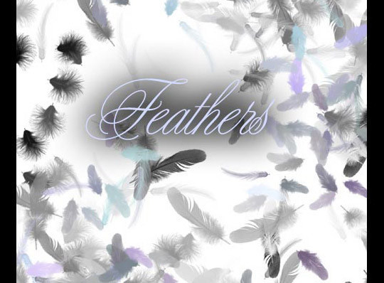 24 Free Photoshop Feather Brushes For Download 8