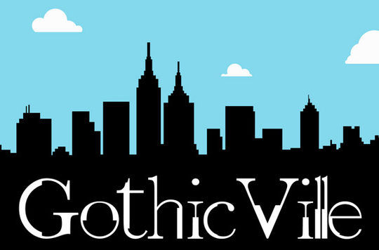 22 Free Gothic Fonts For Designers 4