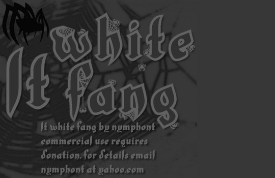 22 Free Gothic Fonts For Designers 21
