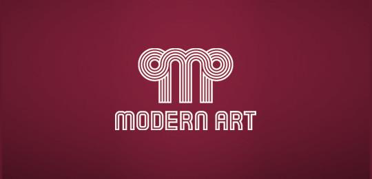 50 Clever Logo Design Using Initials 2