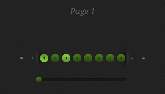 16 Beautiful jQuery Pagination Plugins 2