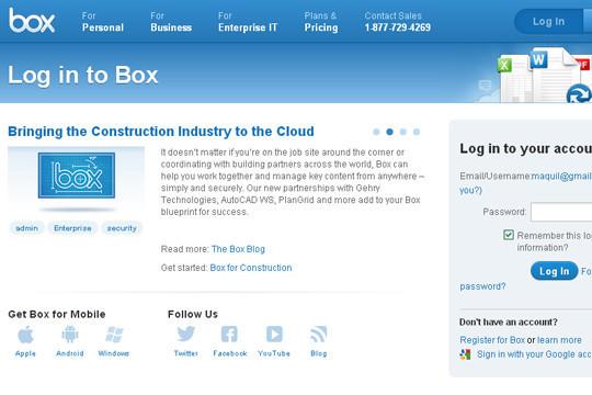 13 Excellent Free Online Storage Tools 44