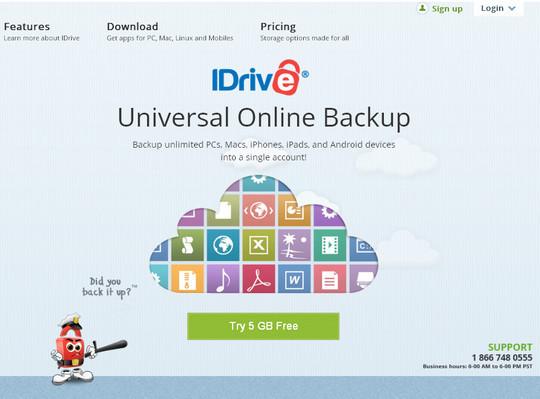 13 Excellent Free Online Storage Tools 4