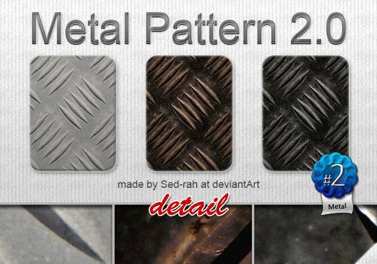 45 Unique & Free Photoshop Patterns 30