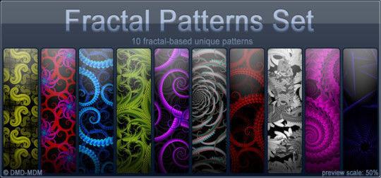 45 Unique & Free Photoshop Patterns 33