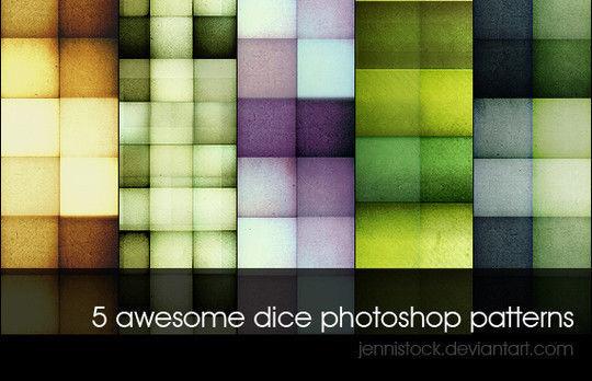 45 Unique & Free Photoshop Patterns 8