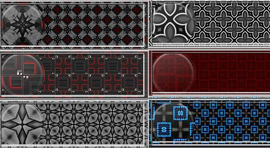 45 Unique & Free Photoshop Patterns 17