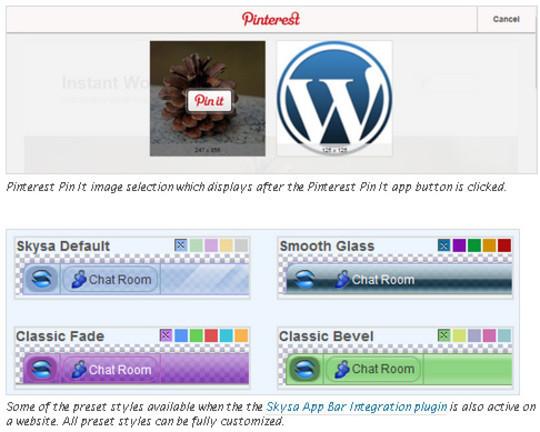 15 Cool Pinterest Plugins For WordPress 10