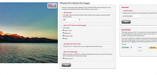15 Cool Pinterest Plugins For WordPress 14