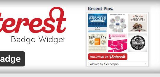 15 Cool Pinterest Plugins For WordPress 1