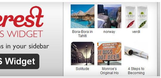 15 Cool Pinterest Plugins For WordPress 5