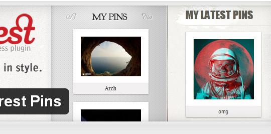 15 Cool Pinterest Plugins For WordPress 8
