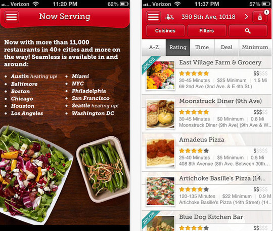 22 Free Food And Recipe iPhone Apps 14