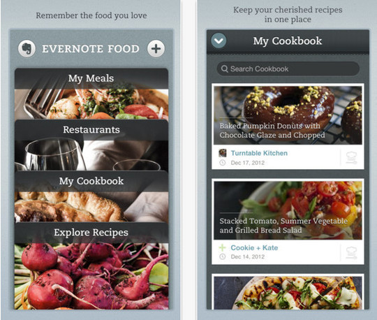 22 Free Food And Recipe iPhone Apps 15
