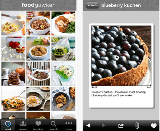 22 Free Food And Recipe iPhone Apps 19