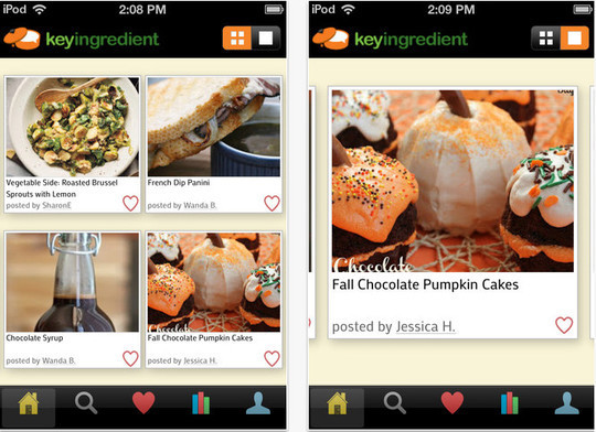 22 Free Food And Recipe iPhone Apps 7