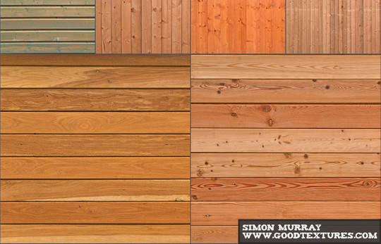19 Useful And Realistic Wood Textures 15