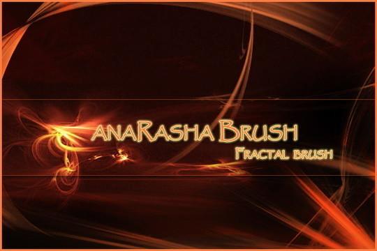45+ Free Vibrant Fractal Photoshop Brush Packs 16