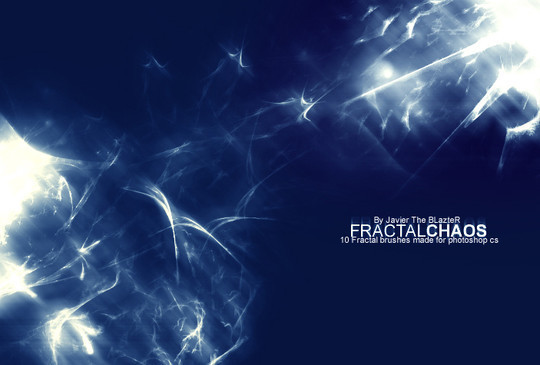 45+ Free Vibrant Fractal Photoshop Brush Packs 2