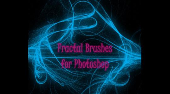 45+ Free Vibrant Fractal Photoshop Brush Packs 29