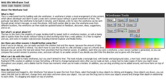 The Ultimate Collection Of Prototype And Wireframe Tools For Mobile And Web Design 12