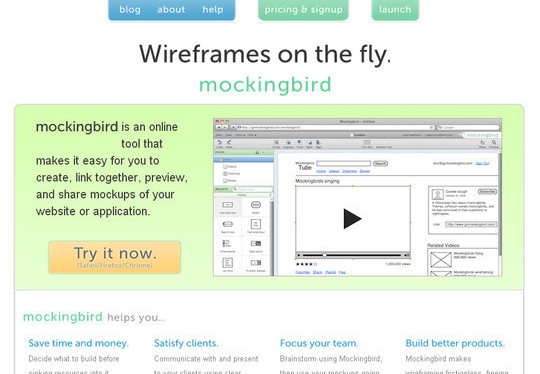 The Ultimate Collection Of Prototype And Wireframe Tools For Mobile And Web Design 26