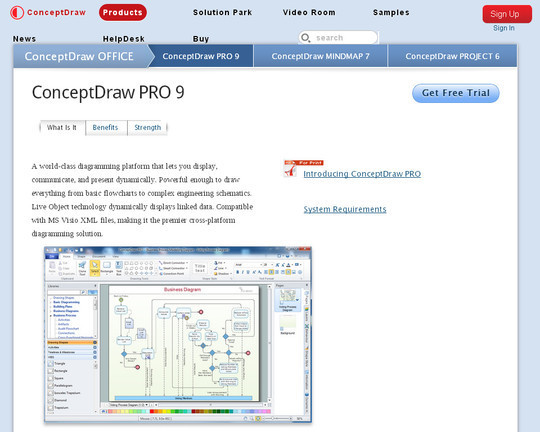 The Ultimate Collection Of Prototype And Wireframe Tools For Mobile And Web Design 28
