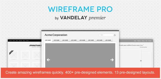 The Ultimate Collection Of Prototype And Wireframe Tools For Mobile And Web Design 34