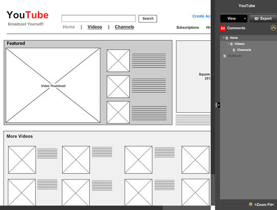 The Ultimate Collection Of Prototype And Wireframe Tools For Mobile And Web Design 9