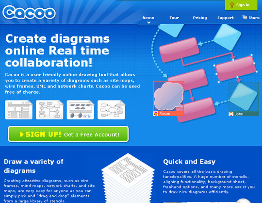 The Ultimate Collection Of Prototype And Wireframe Tools For Mobile And Web Design 10