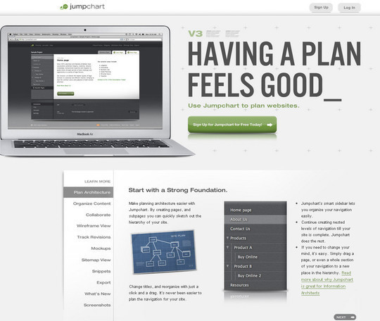 The Ultimate Collection Of Prototype And Wireframe Tools For Mobile And Web Design 5