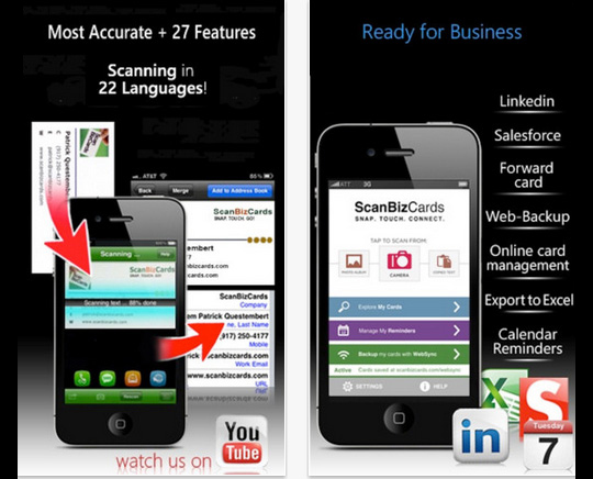 17 iPhone Apps That'll Increase Your Business Productivity 9