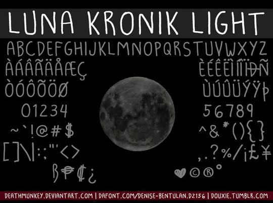 45 New High-Quality Free Fonts For Designers 29