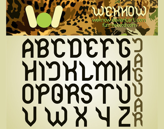 45 New High-Quality Free Fonts For Designers 33