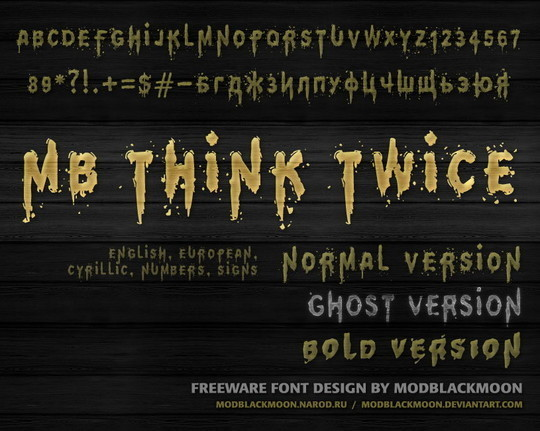 45 New High-Quality Free Fonts For Designers 5