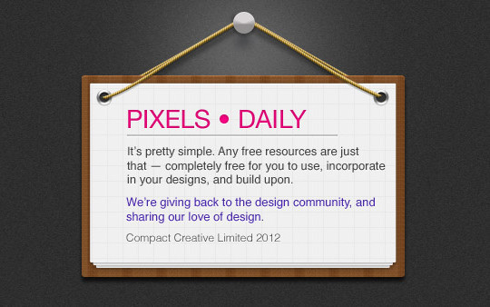 44 Useful Free Photoshop Files For Designers 12