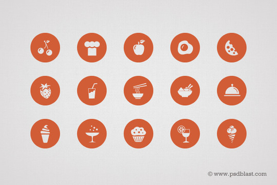 45 Fresh Collection Of Free Icon Sets Available In PSD Format 22