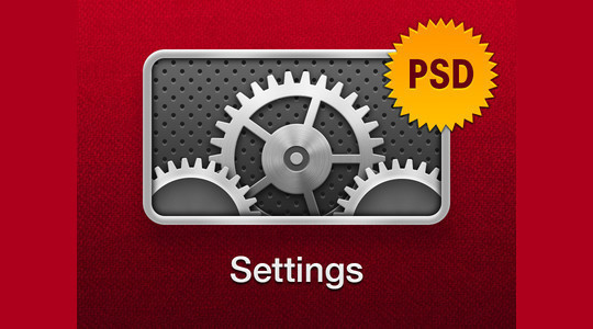 45 Fresh Collection Of Free Icon Sets Available In PSD Format 7