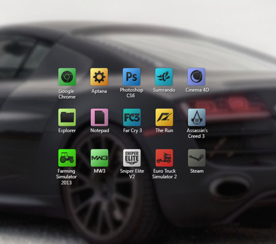 45 Fresh Collection Of Free Icon Sets Available In PSD Format 41
