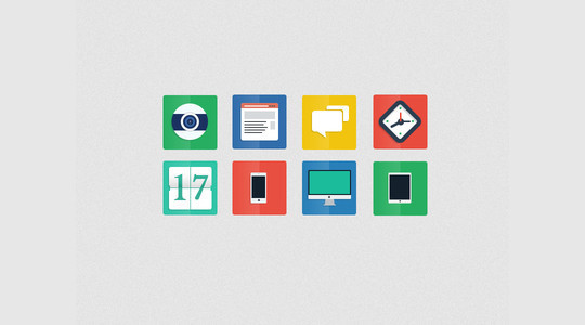 45 Fresh Collection Of Free Icon Sets Available In PSD Format 44