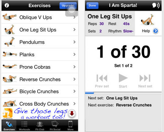 13 iPhone Apps To Keep Your Body Healthy 5