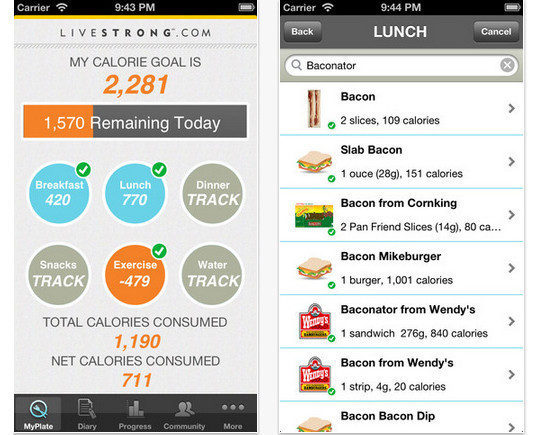 13 iPhone Apps To Keep Your Body Healthy 11