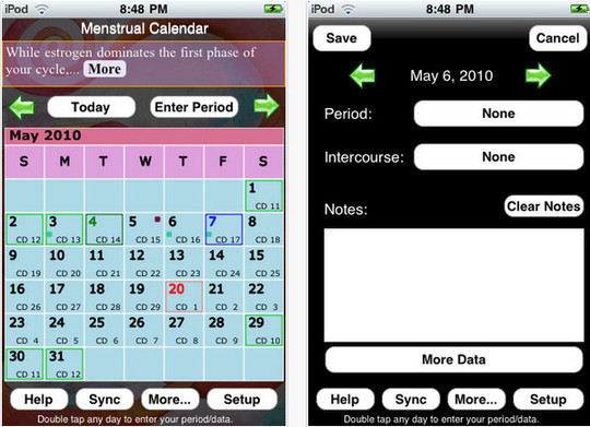 13 iPhone Apps To Keep Your Body Healthy 13