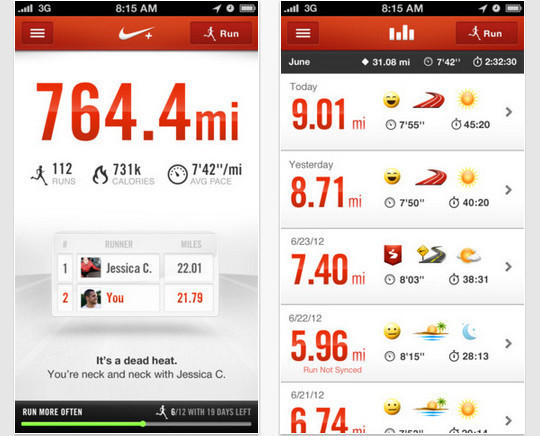 13 iPhone Apps To Keep Your Body Healthy 2