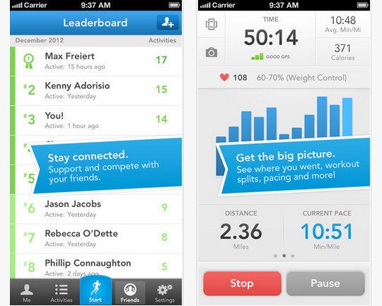 13 iPhone Apps To Keep Your Body Healthy 3