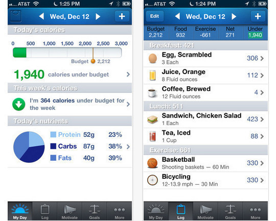 13 iPhone Apps To Keep Your Body Healthy 8