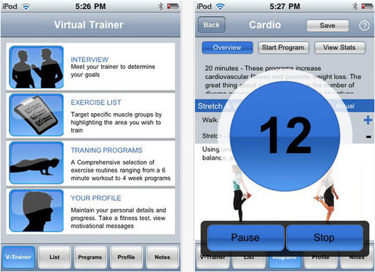 20 Free iPhone Apps To Lose Weight 12