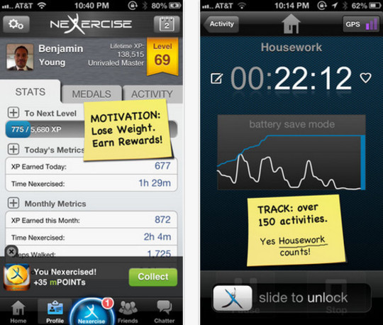 20 Free iPhone Apps To Lose Weight 15