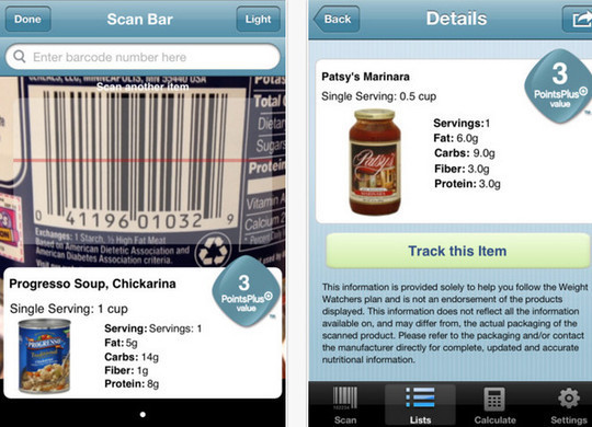 20 Free iPhone Apps To Lose Weight 18