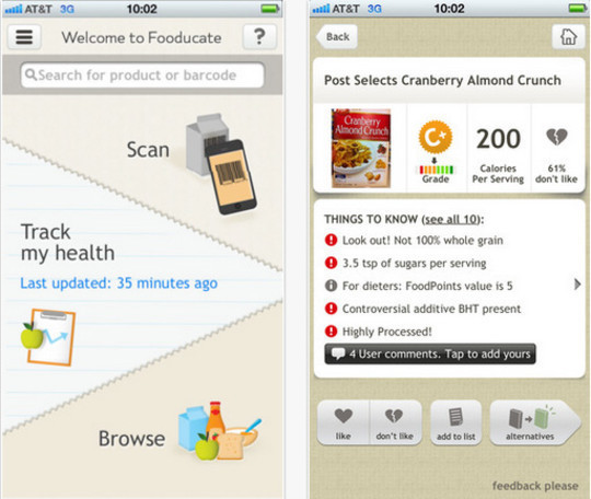 20 Free iPhone Apps To Lose Weight 19